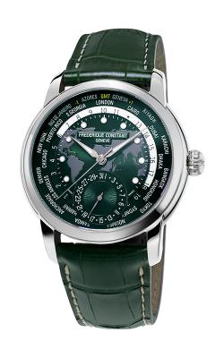 Frederique Constant  Classic Worldtimer FC-718GRWM4H6