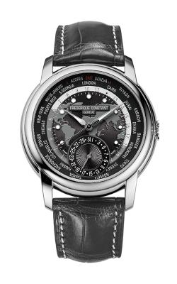 Frederique Constant  Classic Worldtimer FC-718DGWM4H6