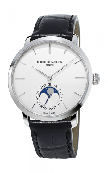 Frederique Constant Manufacture Slimline Moonphase Watch FC-705S4S6 product image
