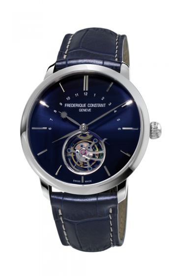 Frederique Constant Manufacture Tourbillon Watch FC-980N4S6 product image