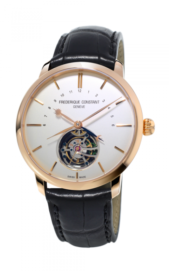 Frederique Constant Manufacture Tourbillon Watch FC-980V4S9 product image