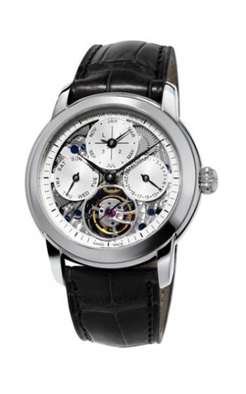 Frederique Constant Manufacture Qp Tourbillon Watch  FC-975S4H6  product image