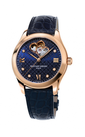 Frederique Constant Ladies Automatic Double Heart Beat Watch FC-310NDHB3B4  product image