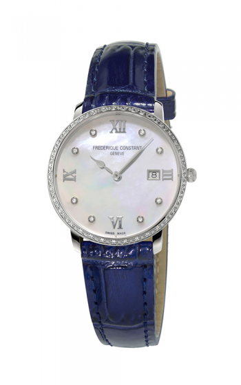 Frederique Constant Classics Slimline Ladies Grande Watch FC-220MPWD3SD6  product image