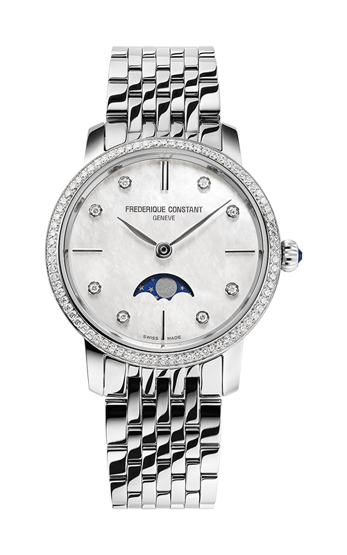 Frederique Constant  Ladies Moonphase FC-206MPWD1SD6B