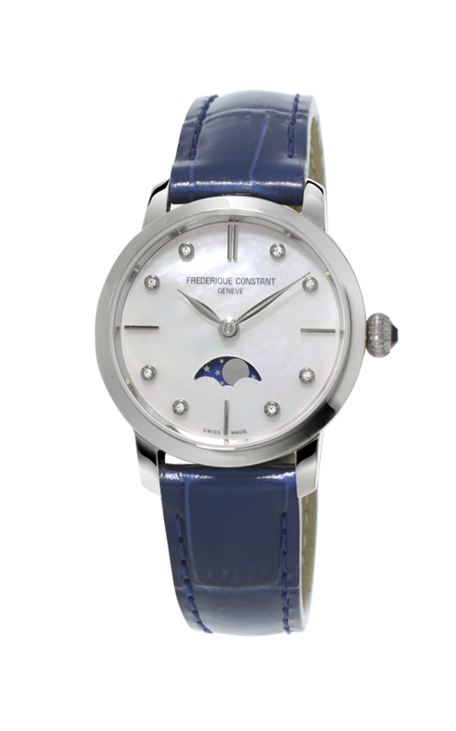 Frederique Constant  Moonphase FC-206MPWD1S6