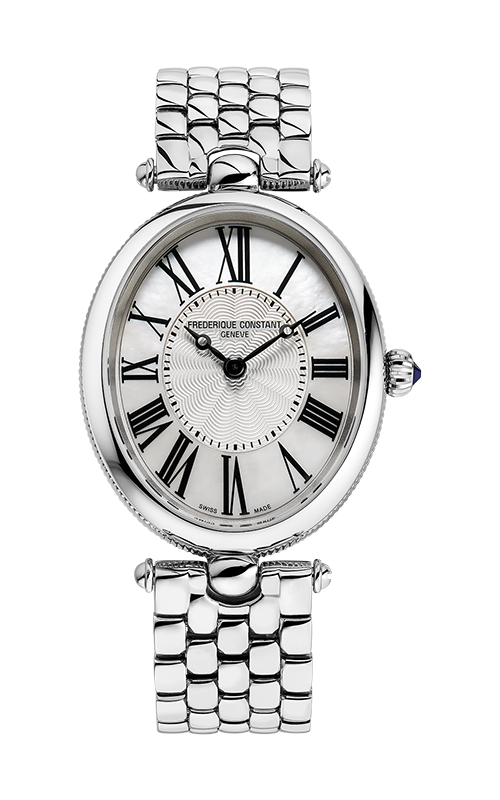 Frederique Constant  Art Deco Oval FC-200MPW2V6B