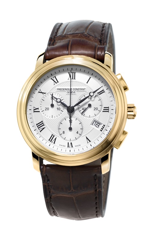 Frederique Constant  Chronograph Quartz FC-292MC4P5