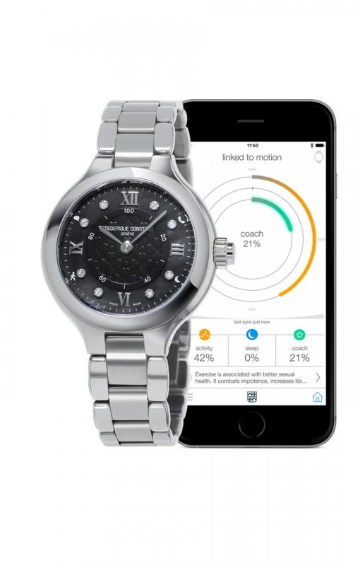 Frederique Constant  Smart Watch FC-281GHD3ER6B