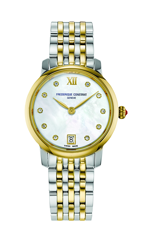 Frederique Constant  Ladies Quartz FC-220MPWD1S23B