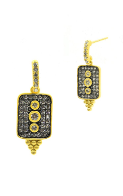 Freida Rothman Contemporary Deco Earring CDYKZE02 product image