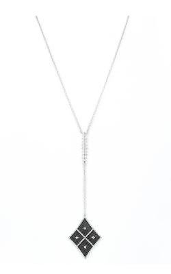 Freida Rothman Contemporary Deco Necklace CDPKZN02-24E product image