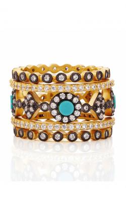 Freida Rothman FR Signature Fashion ring YRZR090064B-TQ product image