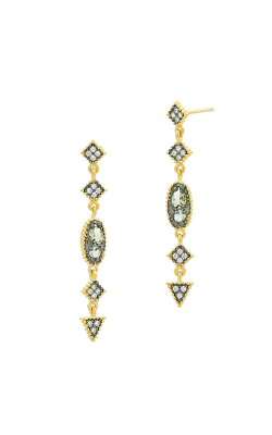 Freida Rothman Rose D'Or Earring RDYKZGE11 product image