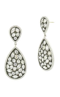 Freida Rothman Industrial Finish Earring PRZE020357B-14K product image