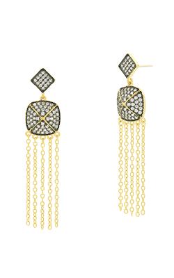 Freida Rothman Industrial Finish Earring YRZE020356B-14K product image