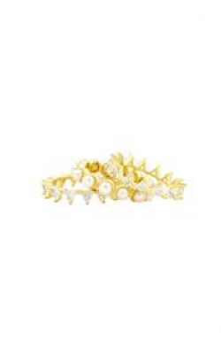 Freida Rothman Textured Pearl Fashion ring TPYZFPR04-6 product image