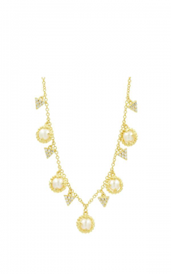 Freida Rothman Textured Pearl Necklace TPYZFPN06-16E product image