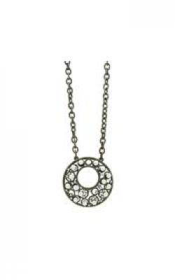 Freida Rothman Textured Pearl Necklace TPKZFPN11-18E product image
