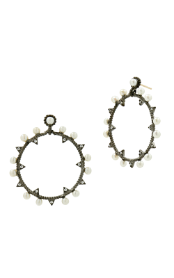 Freida Rothman Industrial Finish Earring TPKZFPE03-14K product image