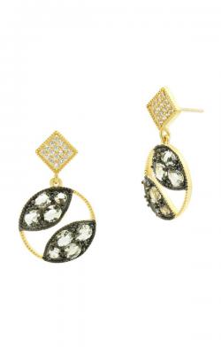 Freida Rothman Rose D'Or Earring RDYKZGE23-14K product image