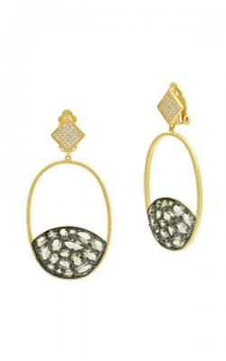 Freida Rothman Rose D'Or Earring RDYKZGE31 product image