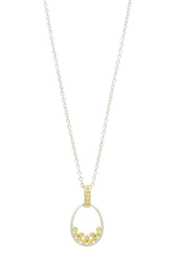 Freida Rothman Fleur Bloom Necklace VFPYZN25-16E product image
