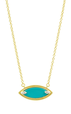 Freida Rothman Fleur Bloom Empire Necklace FBPYZTQN56 product image