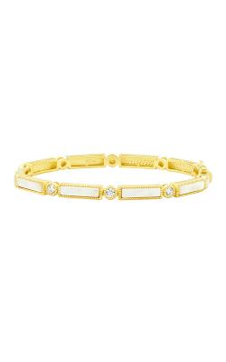 Freida Rothman FR Signature Bracelet YZB080065B-MOP product image