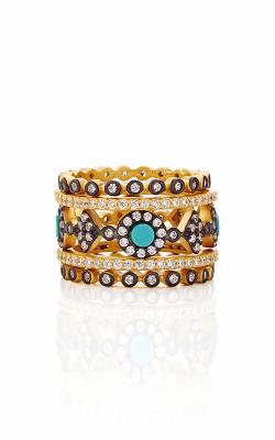 Freida Rothman FR Signature Fashion ring YRZR090064B-TQ-6 product image