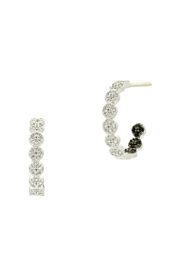 Freida Rothman Industrial Finish Earring IFPKZBKE44-14K product image