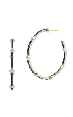 Freida Rothman Industrial Finish Earring PRZE020146B-BK-2-14K product image