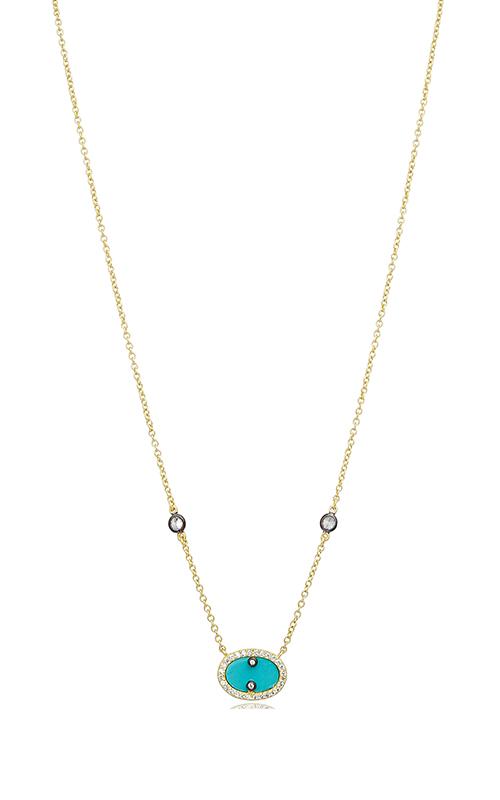 Freida Rothman FR Signature Necklace YRZ070187B-TQ-16E product image