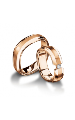 Furrer Jacot One Colour Wedding band 71-80980-0-0 product image