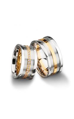 Furrer Jacot Multi-Coloured Wedding band 62-52770-0-0 product image