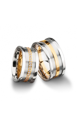Furrer Jacot Multi-Coloured Wedding band 71-26670-0-0 product image