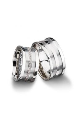 Furrer Jacot Multi-Coloured Wedding band 71-26670-0-0 product image