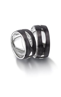 Furrer Jacot Carbon Rings Wedding band 71-84150-0-0 product image