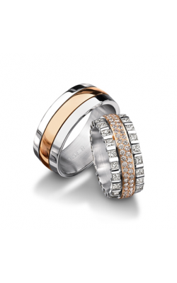 Furrer Jacot Multi-Coloured Wedding band 62-52860-0-0 product image