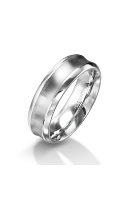 Furrer Jacot Men's Wedding Bands Wedding Band 71-27440 product image
