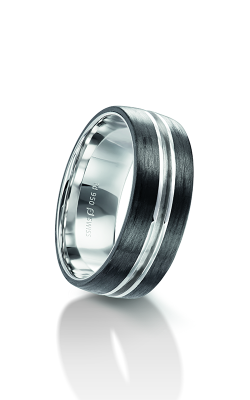 Furrer Jacot Men's Wedding Bands Wedding band 71-29080-0-0 product image