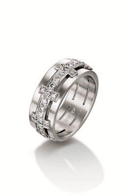 Furrer Jacot One Colour Wedding Band 62-51780 product image
