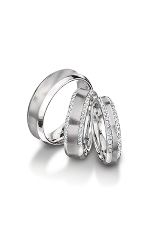 Furrer Jacot Ringdividuell Wedding band 61-52550-0-0 product image