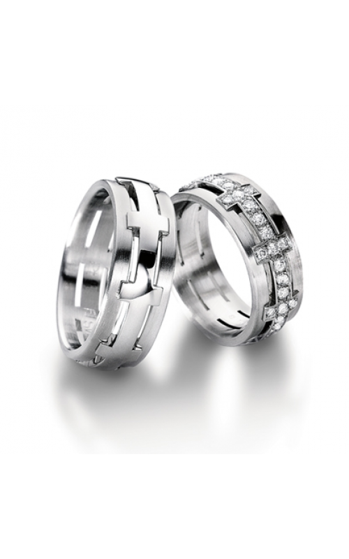Furrer Jacot One Colour Wedding band 71-23780-0-0 product image