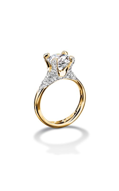 Furrer Jacot Glamoureux Engagement Ring 53-66560-0-0 product image