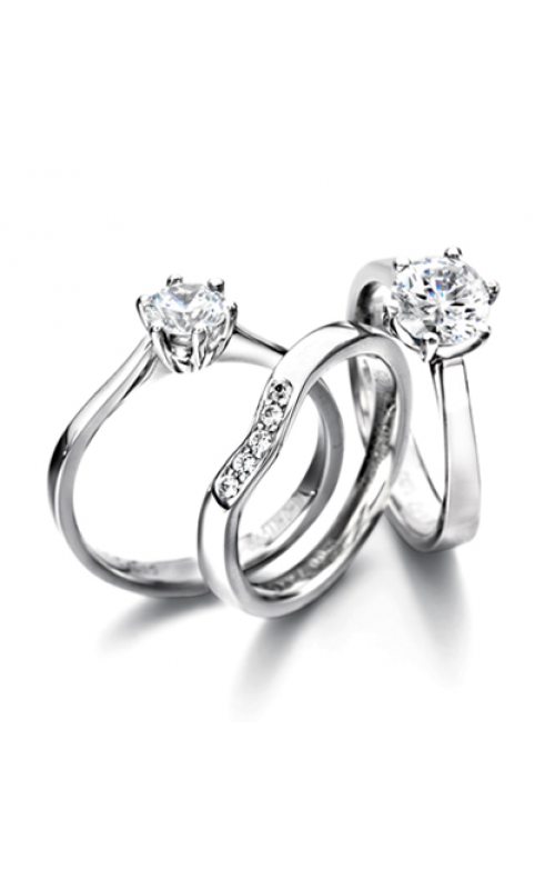 Furrer Jacot Glamoureux Engagement Ring 53-66512-0-0 product image