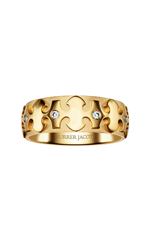 Furrer Jacot One Colour Wedding band 71-84720-0-0 product image