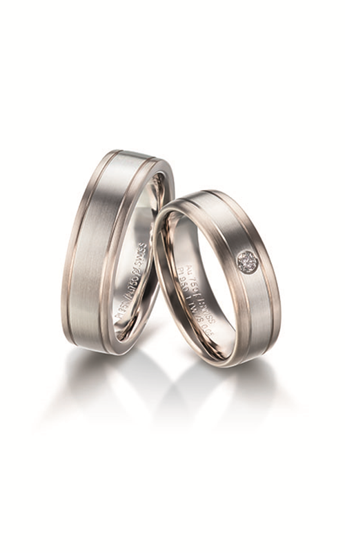 Furrer Jacot One Colour Wedding band 71-28450 product image