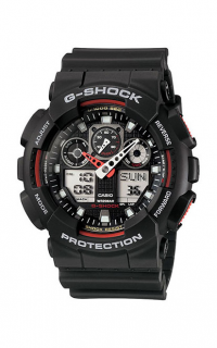 G-Shock Analog-Digital GA100-1A4