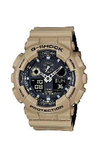 G-Shock Analog-Digital GA100L-8A
